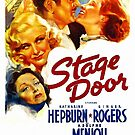 Stage door by vintagecinema
