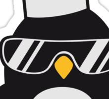 Cool Penguin Chef Sticker