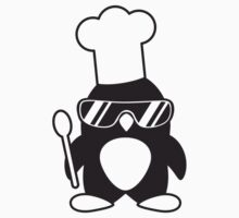 Cool Penguin Chef by Style-O-Mat