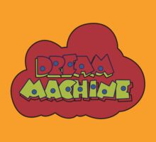 Dream Machine Arcade - Full Color Logo by xnmex