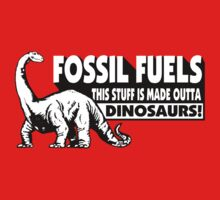 Fossil Fuel by ZugArt