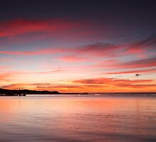 Kalbarri Sunset by Nigel Donald