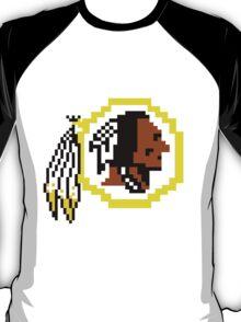 8Bit Redskins Tee - Esquire 3nigma T-Shirt