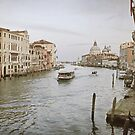 The Grand Canal, Venice. by Irina Chuckowree