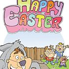 Happy Easter by Jack Harrison