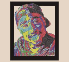 Tupac (2pac) STEEZE PORTRAIT | Steeze Factory by FreshThreadShop