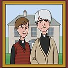 Craggy Island Gothic by DoodleDojo
