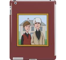 Craggy Island Gothic iPad Case/Skin
