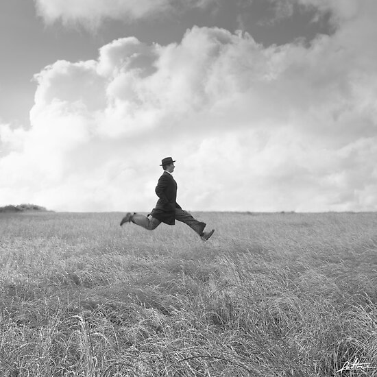 Hop Skip Jump by redtree
