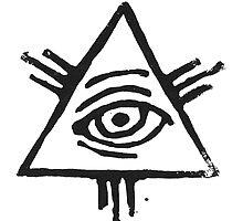 Eye of Providence by bloodnlipstick