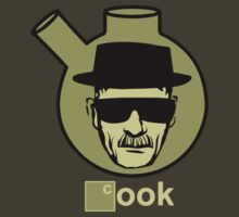 HEISENBERG TWO by RighteousBear