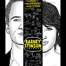 Barney Stinson Playbook by huckblade