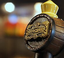 Butterbeer on Tap by hhndoll
