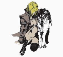 Sniper Wolf Kids Clothes