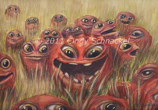 Heard of Grass Eaters by Cindy Schnackel