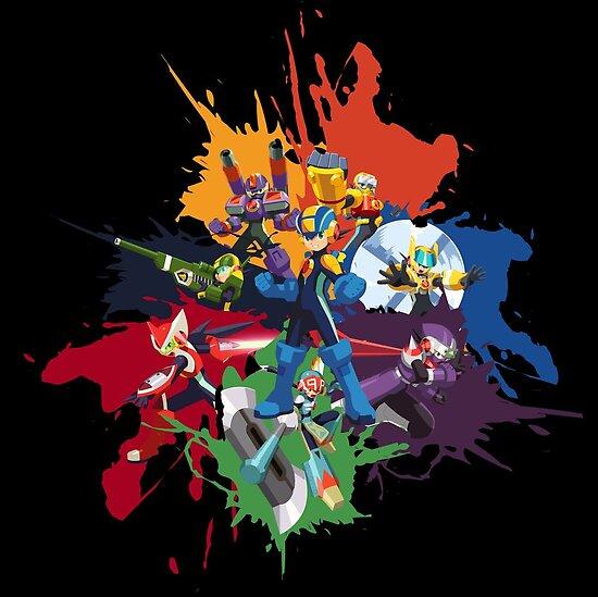 Megaman: Souls of a Hero by jax89man