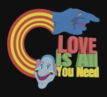 Yellow Submarine Movie - Love Is All You Need by DarkVotum