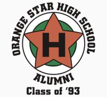 Orange Star High School Alumni  by abDesigns
