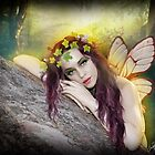 Forest Fairy by Concetta Kilmer