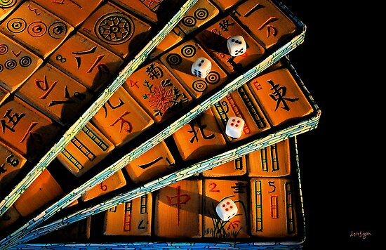Mad for Mahjong! by Lois  Bryan