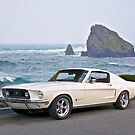 1964 Ford Mustang Fastback by DaveKoontz