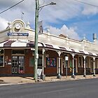 Post Office Hotel, Gulgong, NSW, Australia by Margaret  Hyde