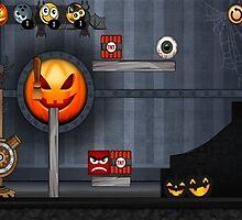 Tiny Ball vs Evil Devil - Addictive Real Physics Game For Windows Phone by johnmorris8755