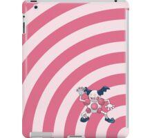 Pokemon - Mr. Mime Circles iPad Case iPad Case/Skin