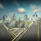 Every road leads back to home by Adrian Donoghue