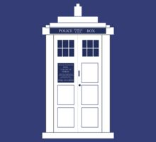 The Tardis by kurtyfries
