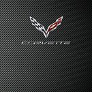 Corvette iPhone case by Thomas Jarry
