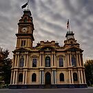 Bendigo Town Hall by Joel Bramley