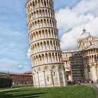 The Leaning Tower by Andrew Walker