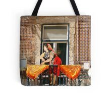 Chatterbox Tote Bag