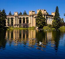 Exploratorium and Palace of Fine Arts by mlphoto