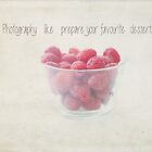 Way & Start - Raspberries by Feli Caravaca