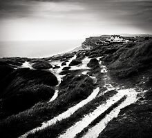 coastal path by Dorit