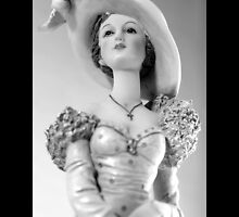 Vintage Victorian Figurine by © Sophie W. Smith