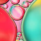 Bubble Squash by Sharon Johnstone