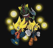 Sonic Ball Z by rabzila