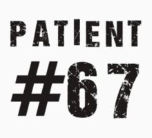 Patient #67 (black text) by Jess Meacham