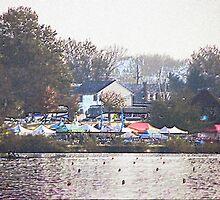 111012  cooper river regatta 010 colored pencil by crescenti