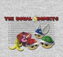 THE USUAL SUSPECTS - MARIO KART by Bast-n-Curious