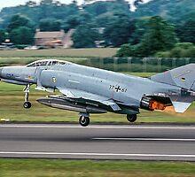 McDonnell F-4F Phantom II 37+61 by Colin Smedley