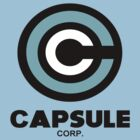 capsule corp. by kingUgo