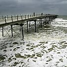 Salburn Pier by Rod Johnson