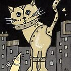 RoboCat by Anita Inverarity