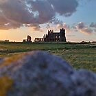 Whitby Abbey Sunset by Rob Goforth