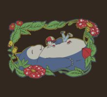 My Neighbor Snorlax by BrightBat