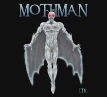Mothman by MetalheadMerch